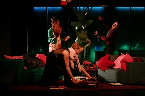 DER VORNAME  von Matthieu Delaporte und Alexandre de la Patellière / Junges Theater Göttingen