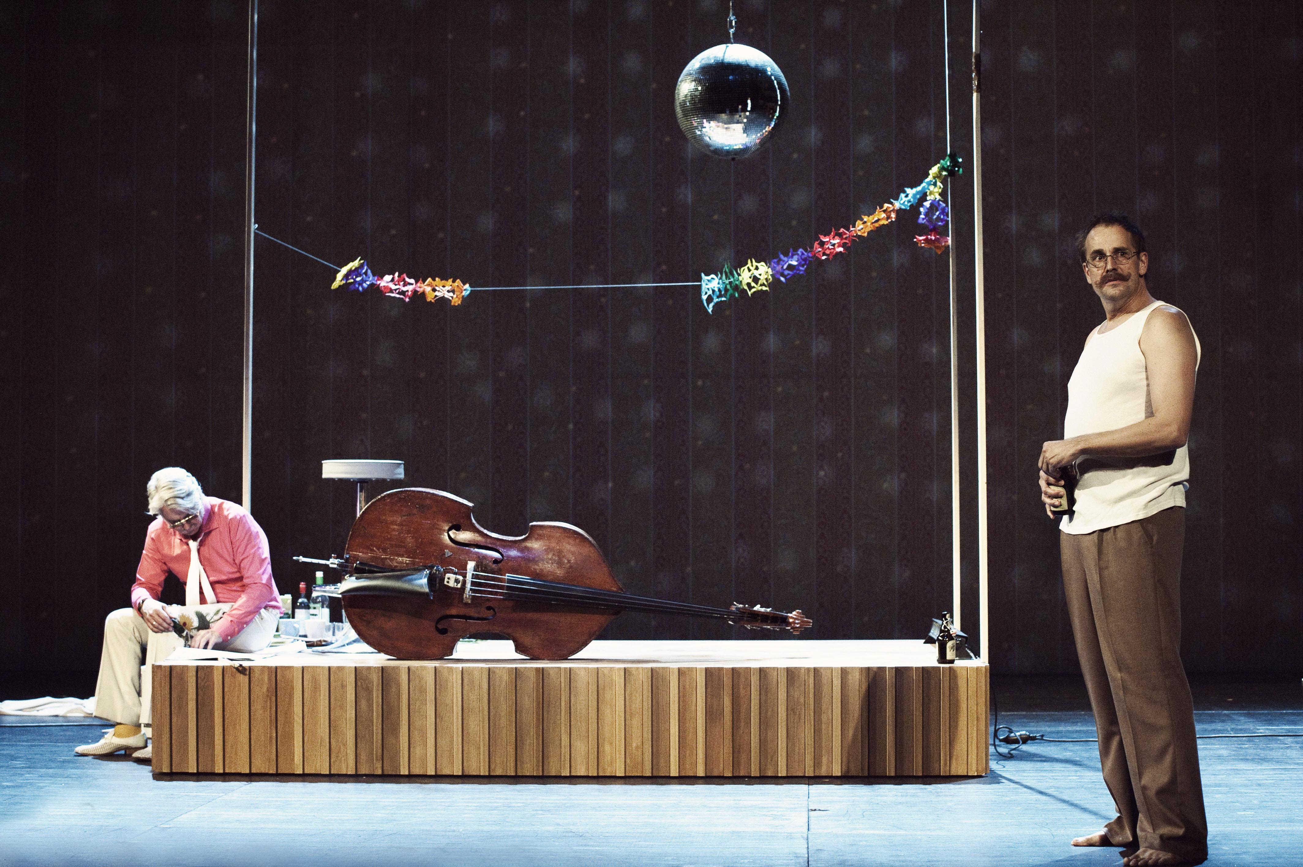 DER KONTRABASS von Patrick Süskind /Deutsches Schauspielhaus Hamburg