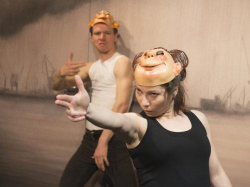 CLYDE&BONNIE von Holger Schober / Theater Osnabrück