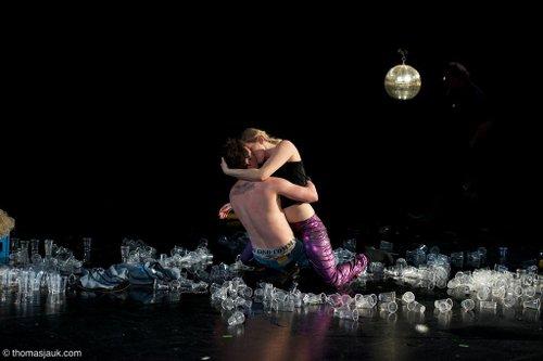 DIE SINTFLUT DANACH von Sarah Berthiaume / Festival Primeurs / Saarländisches Staatstheater Saarbrücken