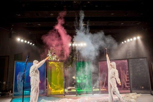 DIE FETTEN JAHRE SIND VORBEI nach Hans Weingartner / Theater Münster